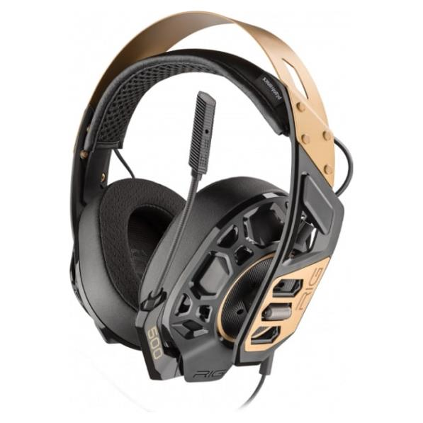 RIG 500 PRO Gold Gaming Headset