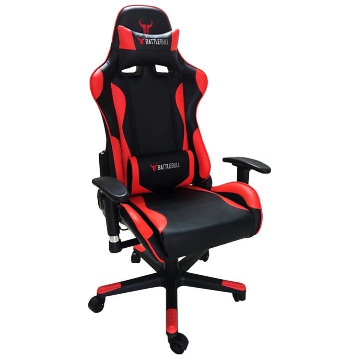 BattleBull Combat Gaming Chair Black/Red